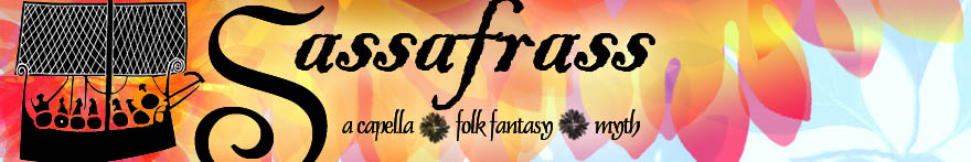 Sassafrass - folk fantasy a cappella